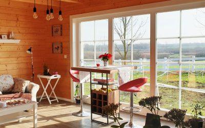 Výhody francuzského okna